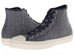 Half Price. Converse Chuck Taylor All Star Premium Woven Hi $40 Shipped