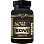 Nutrafx Bcaa - 3000 Mg/180 Capsules Pre Workout $13 Shipped