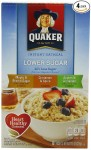 10pk - Quaker Instant Oatmeal  <span> $3.96</span> w/Coupon