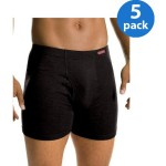 Hanes Men's 5 Pack Camo Boxer Brief $12