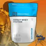 5.5LB Impact Whey Protein + Free Gift $32 w/Exclusive Coupon