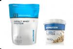 11LB Whey Protein + 2.2LB PB - $56 w/ EXCLUSIVE MYPROTEIN Coupon