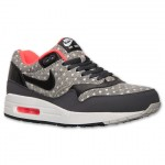 Men's Nike Air Max 1 Leather Premium Running Shoes $60