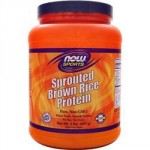 2LB NOW Sprouted Protein Unflavored $9
