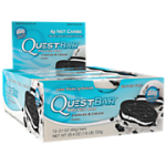 12/pk Quest Bars $20 + Free Shipping w/ Vitamin Shoppe Coupon