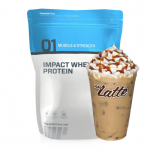 11LB Whey Protein - ICED LATTE! - $53 w/ EXCLUSIVE MYPROTEIN Coupon