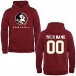 Personalized NCAA Football Hoodies $45 Shipped w/Fanatics Coupon