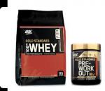 8LB ON 100% Gold Standard + Gold Standard PWO - $65 Shipped! w/ Vitamin Shoppe Coupon
