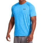 Under Armour Men's Tech Short Sleeve T-Shirt $19 Shipped