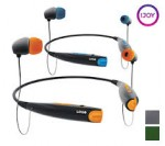 iJoy Logo Wireless Bluetooth Neckband Headphones $15