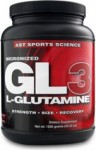 AST Sports Science Micronized GL3 L-Glutamine 1200g - $21ea W/Exclusive SUPPZ Coupon