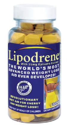 Hi-Tech Pharmaceuticals LIPODRENE – <Span>Black Friday Deal</span> $27 Shipped!