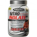 Half Price. MuscleTech Nitro Isolate 65 Protein $21 + Free Shipping