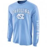 NCAA Big Arch N' Logo Tees $20 Shipped