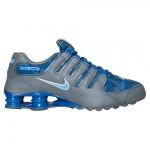 Men's Nike Shox NZ SE Jacquard Running Shoes- $80!