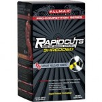 Rapidcuts Shredded Fat Burner - $13ea