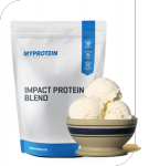 5.5LB Impact Protein Blend - $21 w/MyProtein Coupon
