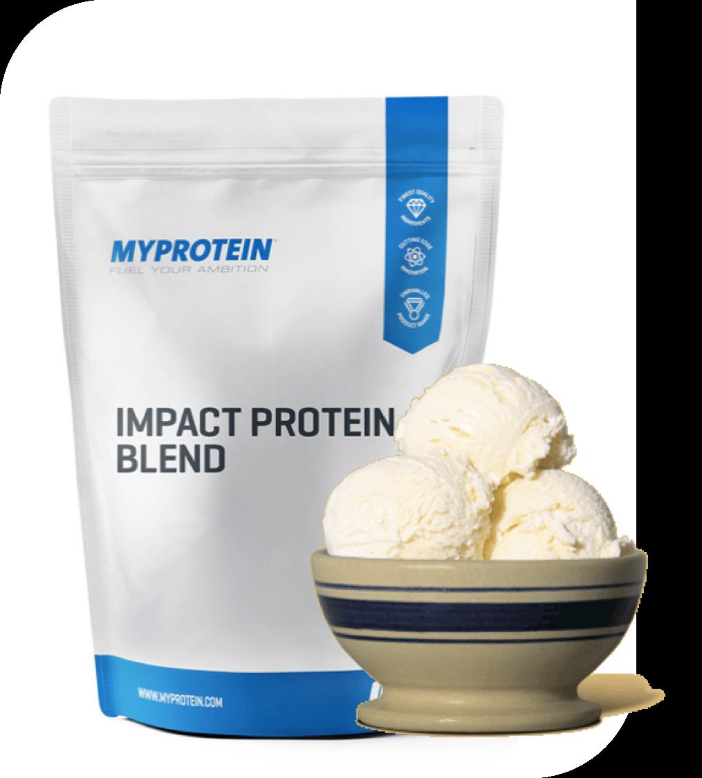 5.5LB Impact Protein Blend - $23 w/MyProtein Coupon