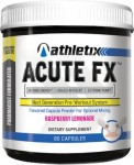 Athletix Sports Acute FX Pre-workout (80 flavored caps) $5.99