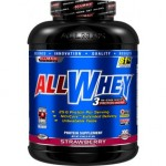 10LB AllMax AllWhey Protein - $58 w/A1Supplements Coupon