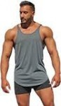 Physique Bodyware Mens Blank Y Back Stringer Tank Top $10.99
