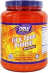 1.8LB Now Food - Fit & Tone Protein $23.99 w/Muscle and Strength Coupon