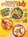 Rachael Ray Every Day Magazine (10 issues) $5 Free Shipping