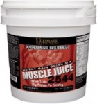 5LB Muscle Juice 2544 Mass Gain - <span> $10</span>