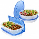 8pc Meals On The Run Food Storage Containers $12 Shipped