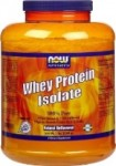 1.8LB Now Food - Whey Protein Isolate $23 w/Muscle and Strength Coupon