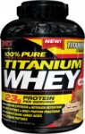 2LB - 100% Pure Titanium Whey - $12