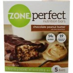 5/pk Zone Perfect Nutrition Bar - $3