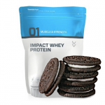 2.2LB Impact Whey Protein -  <span> $12</span>  w/ Coupon