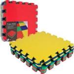 8pc Multi-Color Eva Foam Exercise Mat - <span> $7.99</span>