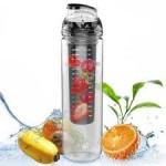 Fruit Infuser 27oz Water Bottle - $4.99