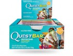 Quest Bar Box + Goat Whey Protein - $22 Shipped w/ Vitacost Coupons