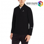 HEAD Men's 1/4 Zip Pro Mock Top - $12.99