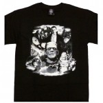 Universal Monster Collage 100% Cotton T-Shirts - $7.99 Shipped