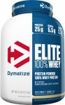 5LB Dymatize: Elite 100% Whey - <span> $37 </span> w/ Bodybuilding Coupon