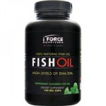 Iforce Fish Oil (120 caps) - $4