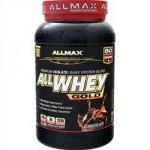 2LB Allmax AllWhey Protein Gold - $19.50