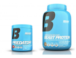 4LB Beast Protein + Beast Predator (Pre Workout) - $39.98
