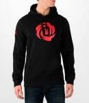 adidas D Rose Logo Hoodie - $30