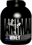 4LB Animal Whey - Isolate Protein - $37 w/Muscle and Strength Coupon