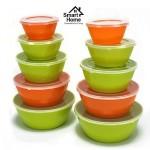 20 Piece Melamine Nesting Mixing / Storage Bowls - $12.99 Shipped