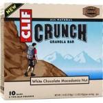 Half Price. 10/pk Clif Crunch Granola Bars - $3.99 Shipped