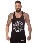 Moge GYM Shark Print Stringer $9.99 + Free Shipping