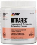 Gat Nitraflex, Testosterone Pre Workout - $23 Shipped w/ Amazon Coupon