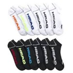 6/Pk HEAD Head No Show Socks - $8.99 Shippped