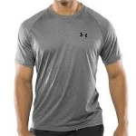 Under Armour Tech T-Shirts - $15